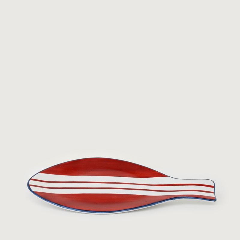Apoio-Ornamental-Peixe-Canoa-Quebrada-Vermelha
