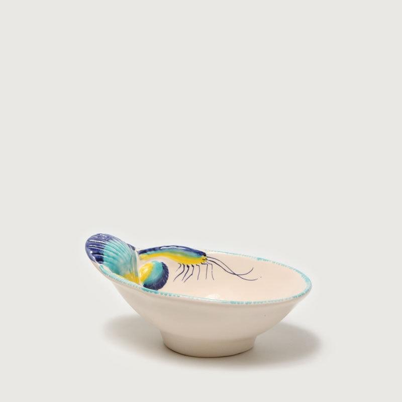 Bowl-crustáceo-relevo